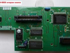 KH-965I плата для картриджа