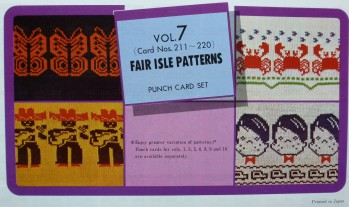 punch Fair isle 7