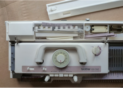 Brother KH-260 (№ H 7189949)